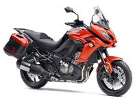 2015 Kawasaki Versys 1000 LT does not include