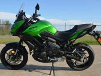 2015 Kawasaki Versys 650 ABS Come see and test drive