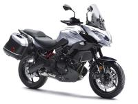 2015 Kawasaki Versys 650 LT THIS BIKE HAS 10 MILES ON