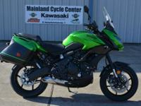 2015 Kawasaki Versys 650 LT Test drive the 2015 Versys