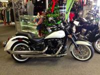 2015 Kawasaki Vulcan 900 Classic LT MODEL IS A BEAUTY