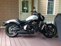 Make: Kawasaki Model: Other Mileage: 250 Mi Year: 2015