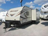 Travel Trailers Travel Trailers. 2015 Keystone BULLET
