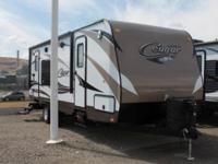 2015 Keystone Cougar 24RKSWE. New 24 Travel Trailer. 1