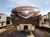 New '15 Keystone Laredo 293SBH for sale, cold A/C,