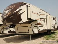 NEW '15 Keystone Laredo 295SCK, triple slide, cold A/C,