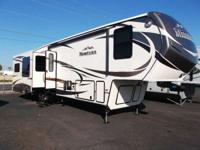 2015 Keystone Montana 3720RL New floor plan This new