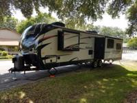 I have a beautiful 2015 Keystone Outback 298re