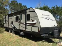 2015 Keystone Passport 2920BH, Very Clean 2015 Keystone