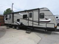 2015 Keystone RV Passport East Coast 3220BH With