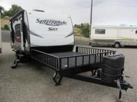 2015 Keystone Springdale 190SRT New 19 Travel Trailer