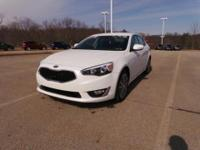 Come see this 2015 Kia Cadenza . It has an Automatic