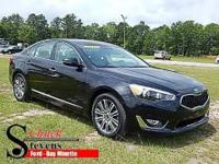 This outstanding example of a 2015 Kia Cadenza Limited