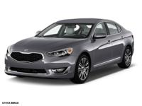 Options:  2015 Kia Cadenza Premium|Premium 4Dr