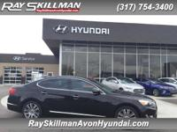 EPA 28 MPG Hwy/19 MPG City! LOW MILES - 37,529! Premium