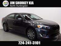 2015 Kia Cadenza Premium New Price! ABS brakes, Alloy