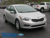 Land a steal on this 2015 Kia Forte LX before someone