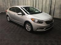2015 Kia Forte EX in Bright Silver, 6.5J x 16 Alloy