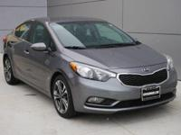 Options:  2015 Kia Forte Ex|Gunmetal Gray/Gray|V4 2.0 L