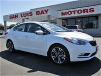 Options:  2015 Kia Forte Ex|For More Information On Our