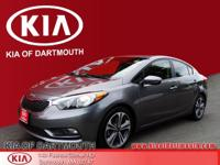 2015 Kia Forte EX FWD Graphite Blue Tooth, Rear Back Up