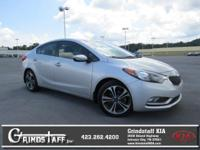 PREMIUM & KEY FEATURES ON THIS 2015 Kia Forte include,