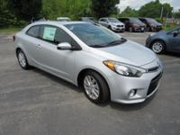 Set down the mouse because this 2015 Kia Forte Koup is