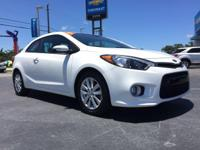 Look at this 2015 Kia Forte Koup EX. Its transmission
