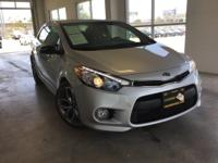 Forte Koup SX, 1.6L DOHC, and 6-Speed Automatic with