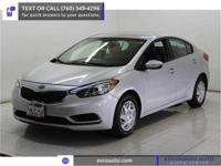 This 2015 Kia Forte 4dr 4dr Sedan Automatic LX features