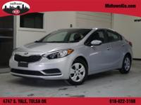 Certified.. Must Go!! You can find this 2015 Kia Forte