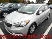This 2015 Kia Forte LX is proudly offered by Taylor Kia