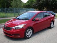 Options:  2015 Kia Forte Lx|Come And Visit Us At