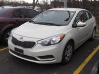 2015 Kia Forte LX CLEAN CARFAX, ONE OWNER, EXCELLENT
