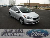 Options:  2015 Kia Forte Lx|Silky Silver/Gray|V4 1.8 L