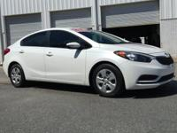 CarFax 1-Owner, This 2015 Kia Forte LX will sell fast