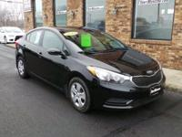 Get a bargain on this 2015 Kia Forte LX before