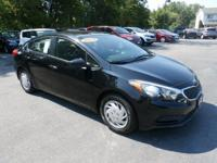 Look at this 2015 Kia Forte LX. Its transmission and