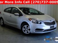CARFAX One-Owner. Clean CARFAX. Silky Silver 2015 Kia
