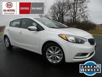 Come and check out this 2015 kia forte here at the