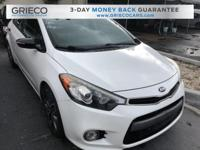 Recent Arrival! *Carfax Accident Free*. 2015 Kia Forte