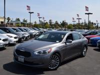 Navigation, Back-up Camera, This 2015 Kia K900 Luxury,