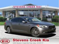 Options:  2015 Kia K900 K900|Gray|V8 5.0
