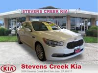 Options:  2015 Kia K900 Luxury Sedan|White|V8 5.0