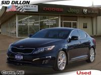2015 Kia Optima SX Turbo Black FWD 4 Door Sedan $ $ $ $