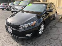 2015 KIA OPTIMA 4 DOOR SEDAN L4, 2.4L FWD vehicle with