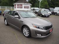 2015 Kia Optima EX Titanium Silver New Price! Back up