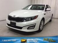 This Kia Certified Pre-Owned 2015 Kia Optima has brand