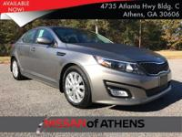 Check out this 2015 Kia Optima EX. Its Automatic