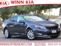*BLUETOOTH*, *BACK UP CAMERA*, Optima EX, 4D Sedan,